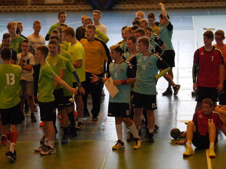 3 miejsce na V Silesia Handball Cup